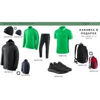 Набор Nike Academy 361, зеленый