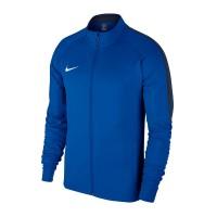 Тренировочная кофта Nike Academy 18, синяя
