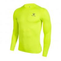 Термобелье футболка Kelme TEAM 3891113.9905 цвет: неон