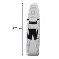 Футбольный манекен надувной, 175 см