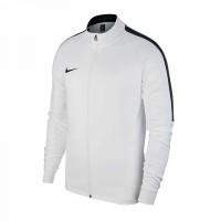 Тренировочная кофта Nike Academy 18, белая