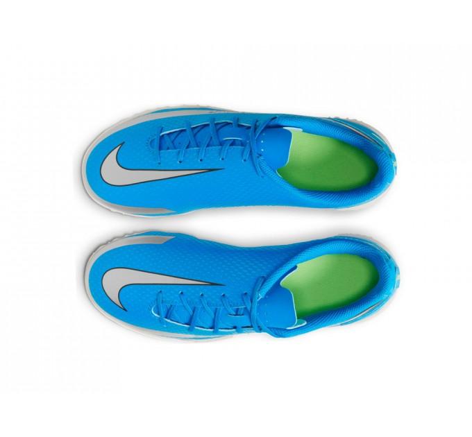 Детские сороконожки Nike JR Phantom GT Club TF 400 CK8483-400