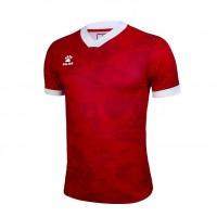 Футболка игровая Kelme KHAKI 3801218.9600 цвет: красный