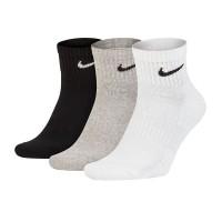 Nike Everyday Cushion Ankle 3Pak skarpety niskie 901
