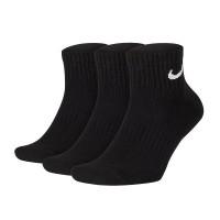 Nike Everyday Cushion Ankle 3Pak skarpety niskie 010
