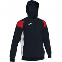 Олимпийка Joma CREW III 101271.106 цвет: черный/красный