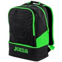 Рюкзак Joma ESTADIO III 400234.117 черно-салатовый