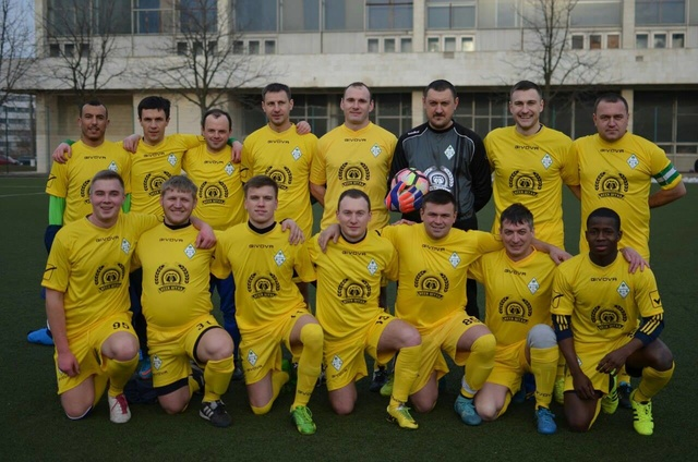 Команда FC Голосеево