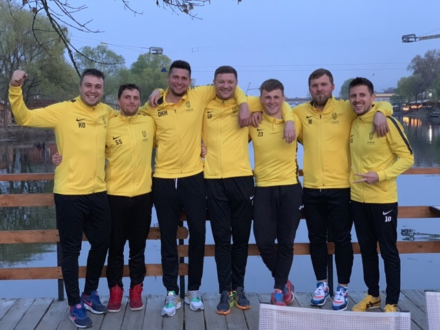 Команда FC PERUN